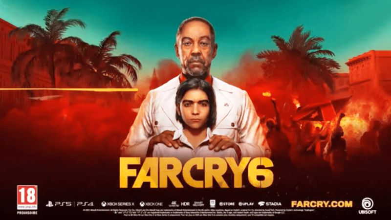 Far Cry 6 Release Date Leaked