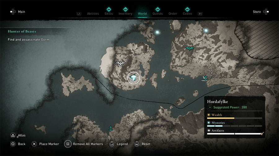 Assassin's Creed Valhalla All Fly Agaric Locations