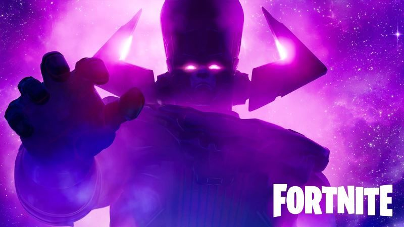 Fortnite Galactus Skin Leaked by A Dataminer