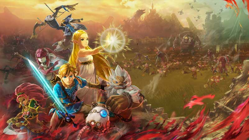 Hyrule Warriors: Age of Calamity Max Level