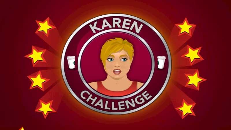 BitLife Karen Challenge Guide