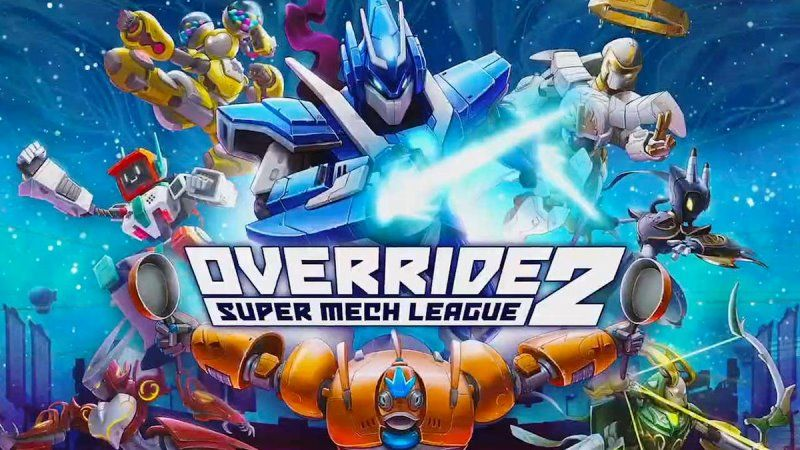 Override 2 Open Beta for PS5 & PS4 Starts Today