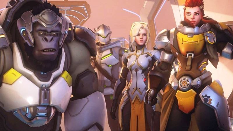 Overwatch 2 Release Window Possibly Leaked