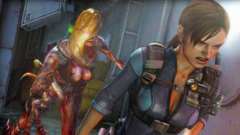 Resident Evil Revelations 3 May Feature Rebecca Chambers