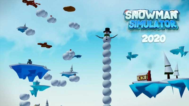 Snowman Simulator Codes