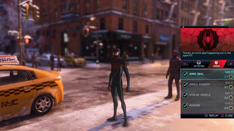 Spider Man Miles Morale Activity Tokens Unlock Guide