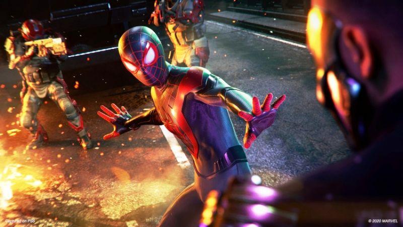 Spider-Man: Miles Morales Spoilers