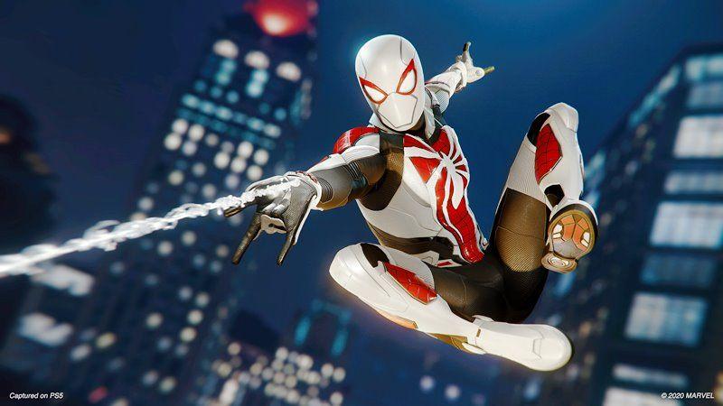 Spider-Man PS4 Save
