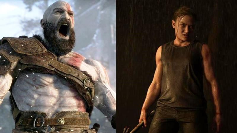 The Last of Us Part 2 and God of War