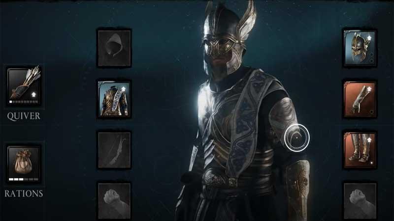 Unlock Thors Helmet AC Valhalla