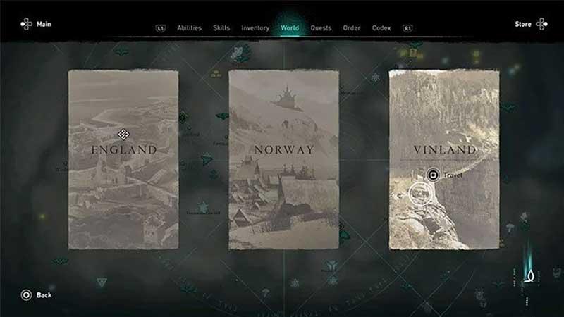 AC Valhalla Vinland Mysteries Guide