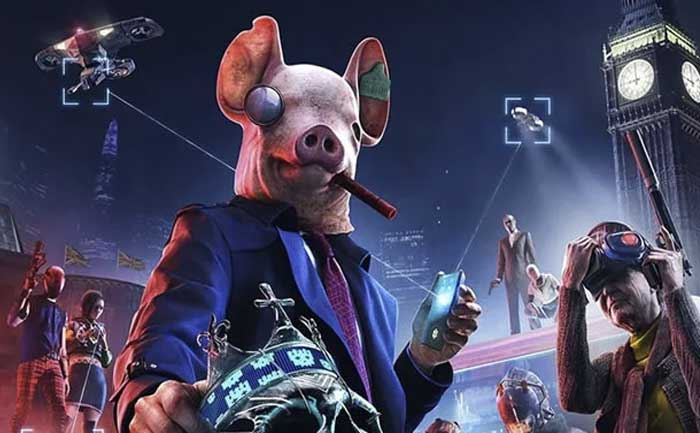 Watch Dogs Legion Pig Mask Guide