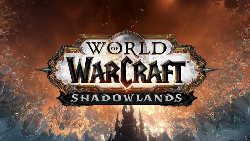 World of Warcraft Shadowlands Stuck Realm Issue