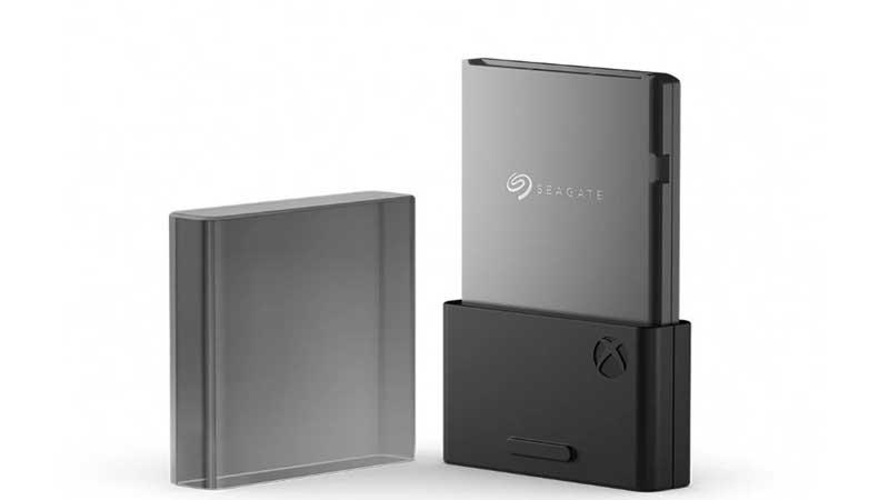 Xbox Series X S Storage Expansion