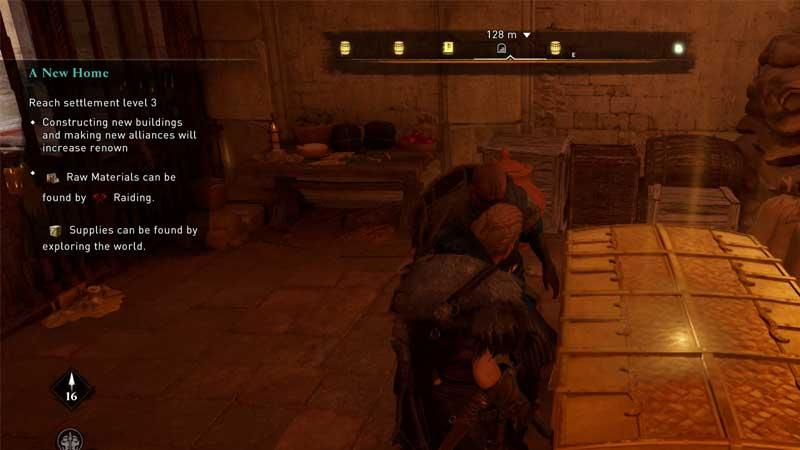 Assassin's Creed Valhalla - Settlement Level