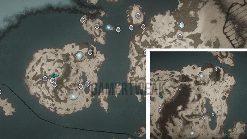 AC Valhalla Secret Ending Animus Anomaly Location 1