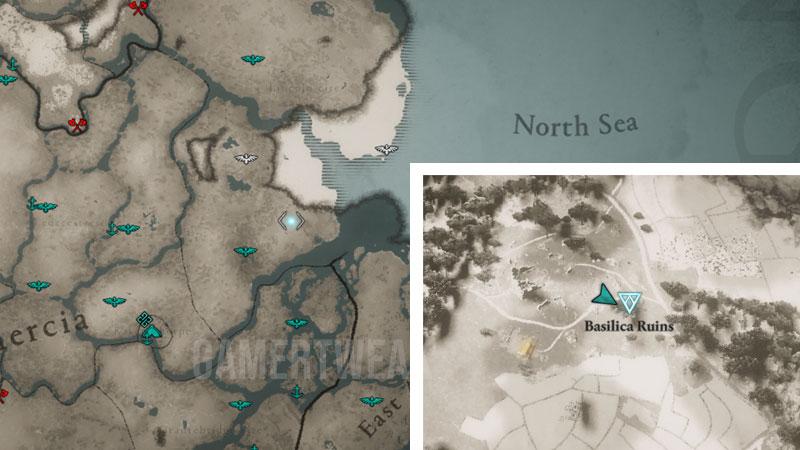 AC Valhalla Secret Ending Animus Anomaly Location 7