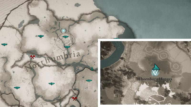 AC Valhalla Secret Ending Animus Anomaly Location 8