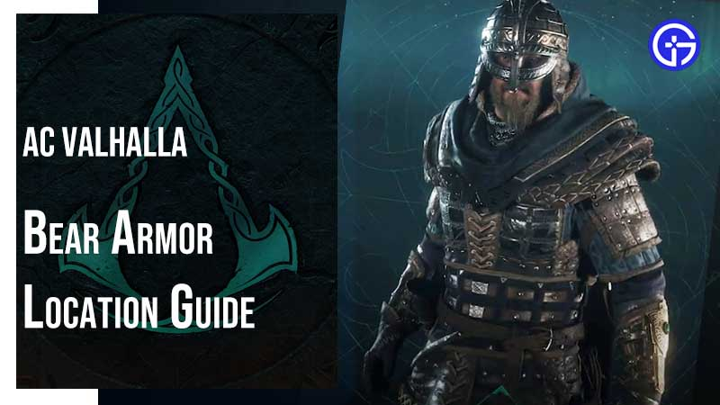 AC Valhalla Bear Armor Location Guide