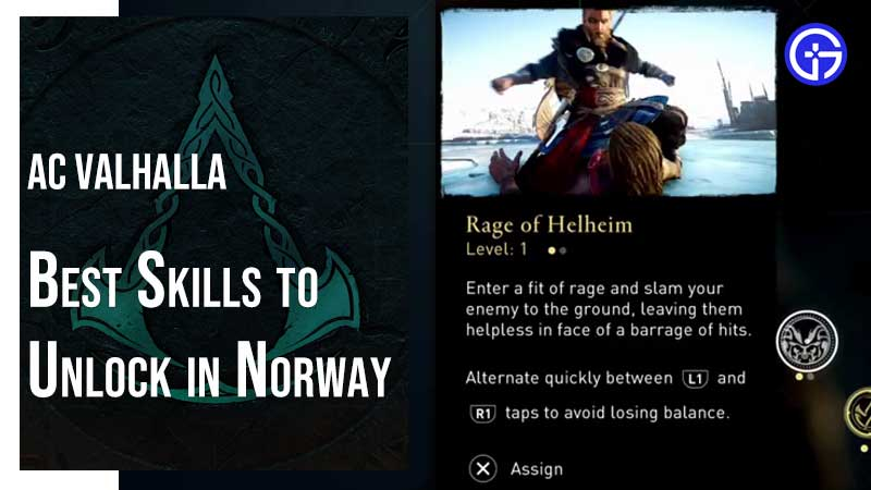 Best Ability in Norway AC Valhalla