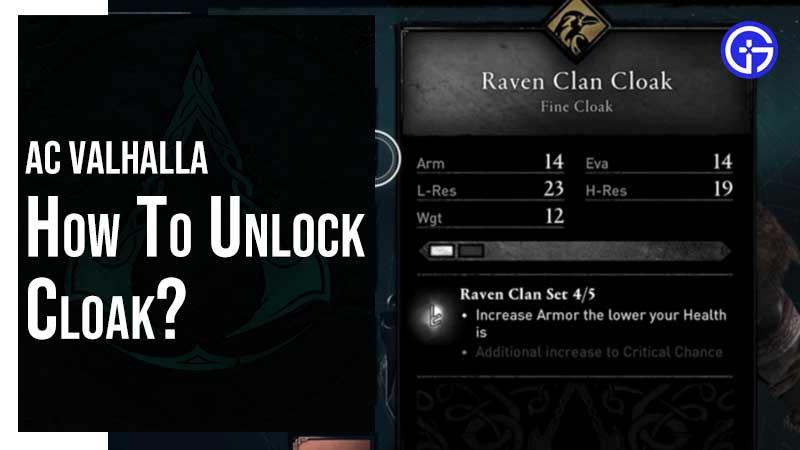 Valhalla Cloak Ability