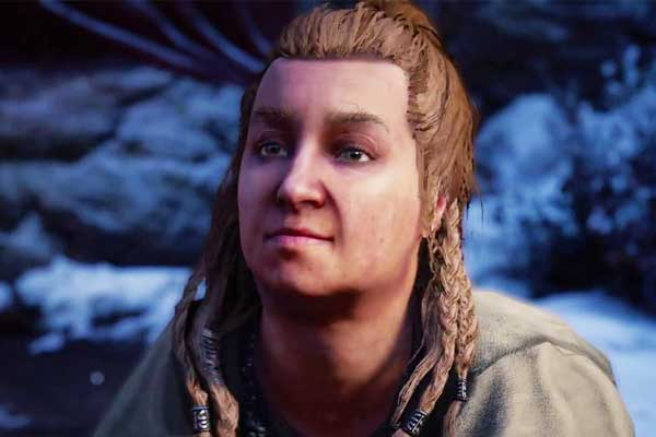 Borghild The Aleswifes Bane – Eurvicscire