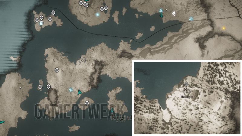 AC Valhalla Rygjafylke Wealth Location 14
