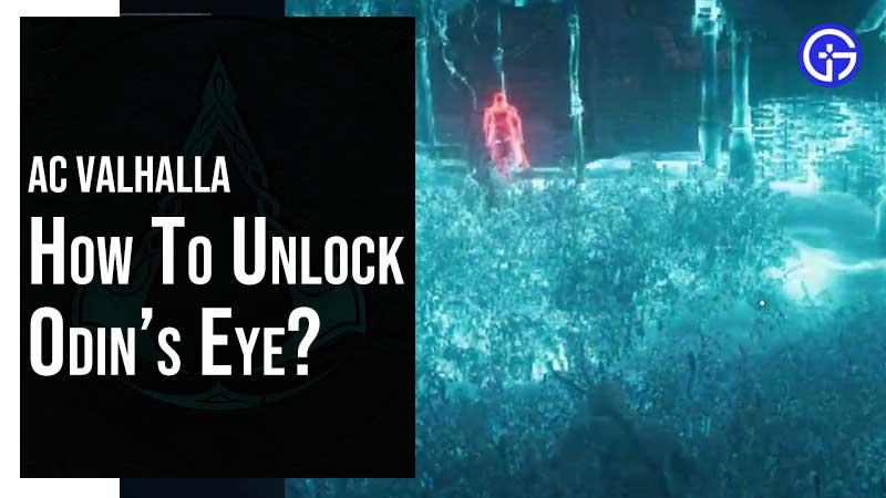 AC Valhalla Odin's Eye