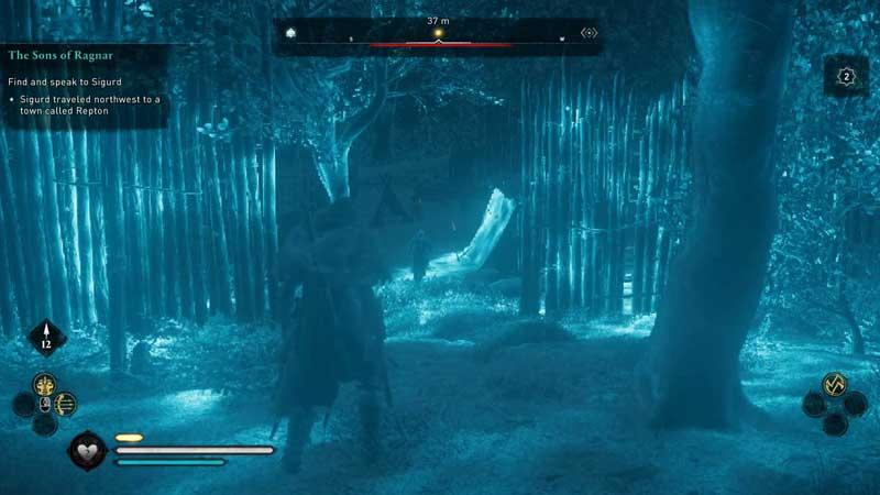 AC Valhalla Odin's Power