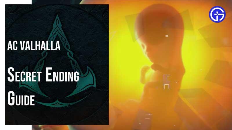 AC Valhalla Secret Ending Puzzle