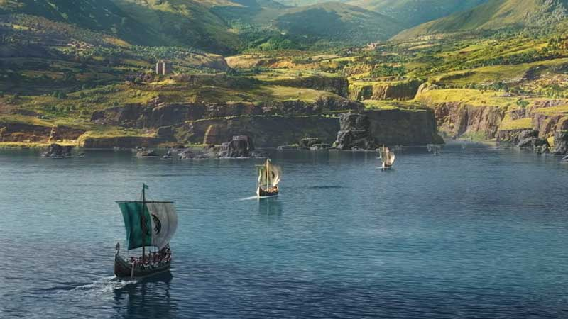 Assassins Creed Valhalla Odin's Eye