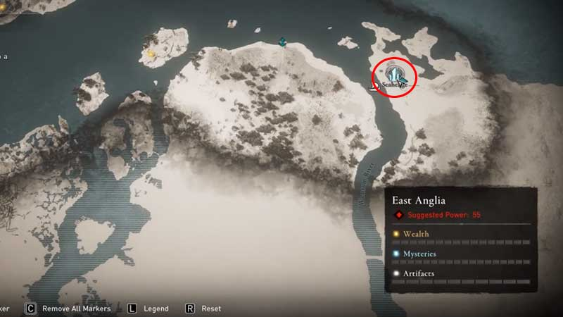 assassin's creed valhalla seahenge standing stone puzzle solution guide