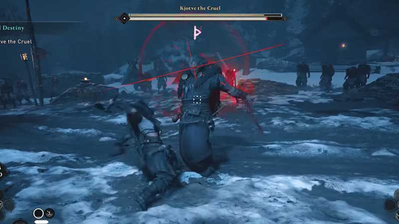 how to beat kjotve in assassins creed valhalla