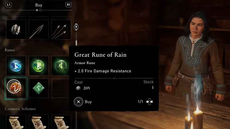 what are the best runes in assassins creed valhalla
