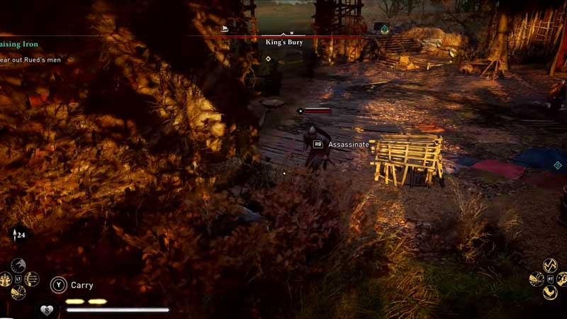 best stealth attack strategy in assassin's creed valhalla