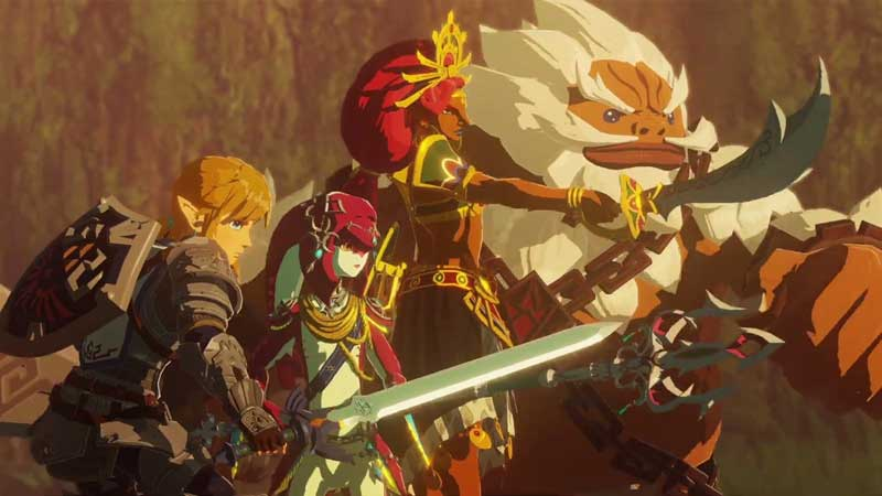 Hyrule Warriors Age Of Calamity Best Weapons Seals Guide