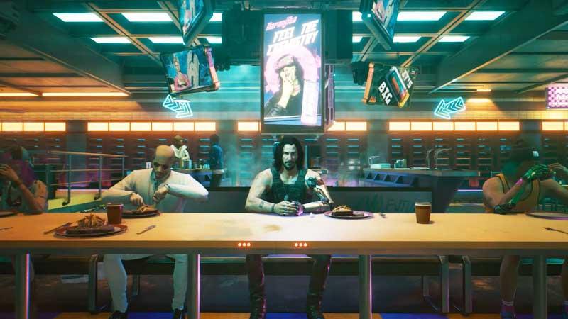 New Night City Wire - Cyberpunk 2077