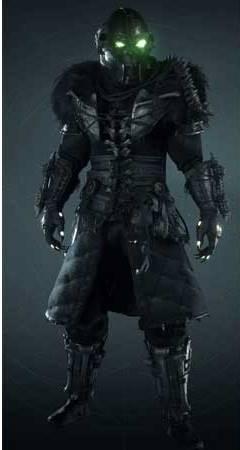Draugr Armor - Mythical Torso