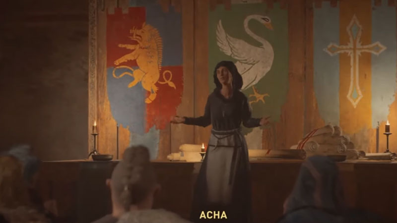 Who To Appoint As Ealdorman In Where The Stone Falls Quest In Assassin's Creed Valhalla