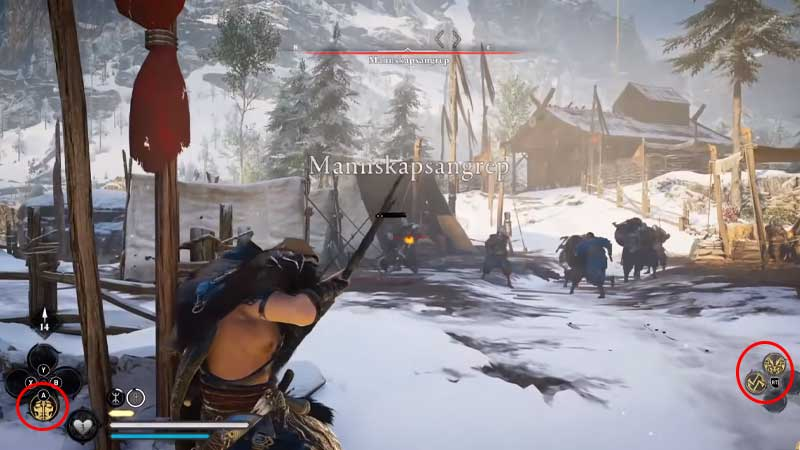 how stamina system works in assassin's creed valhalla