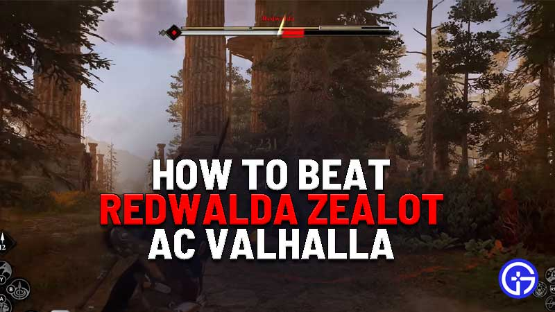 how to beat redwalda assassins creed valhalla