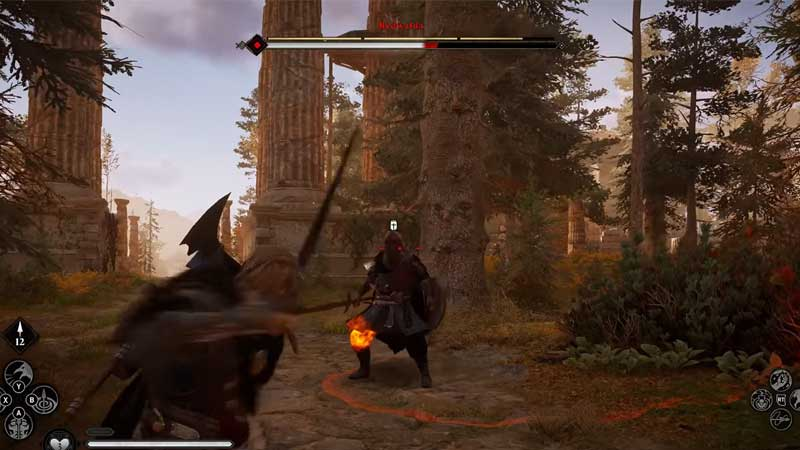 how to beat redwalda zealot assassins creed valhalla