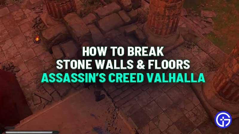 how-to-break-stone-walls-floors-ac-valhalla