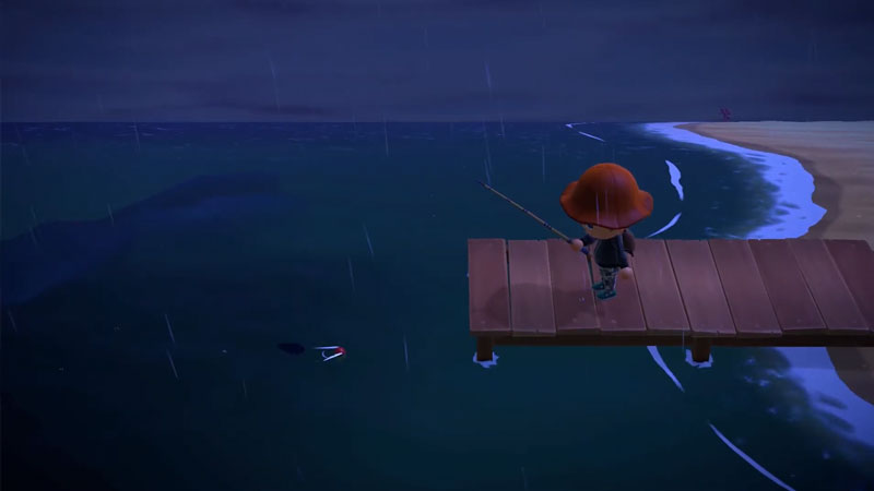 how to catch a dab fish in animal crossing new horizons