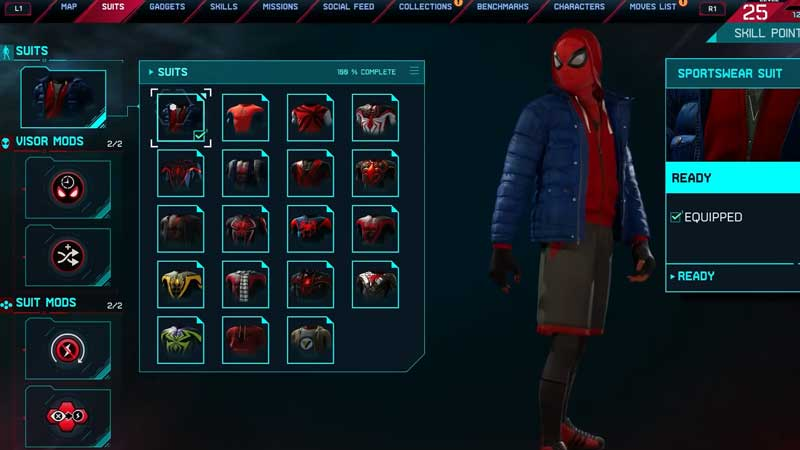 how-to-change-spider-man-suit-miles-morales