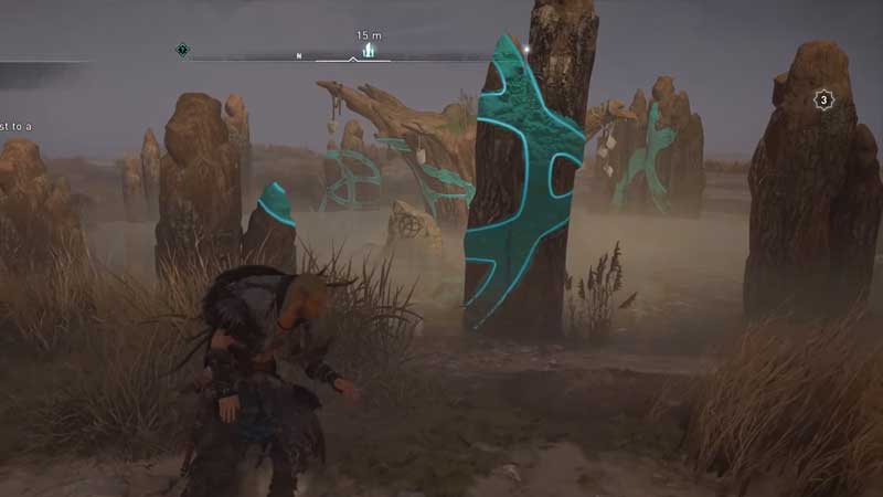 how to complete seahenge standing stone puzzle in assassin's creed valhalla