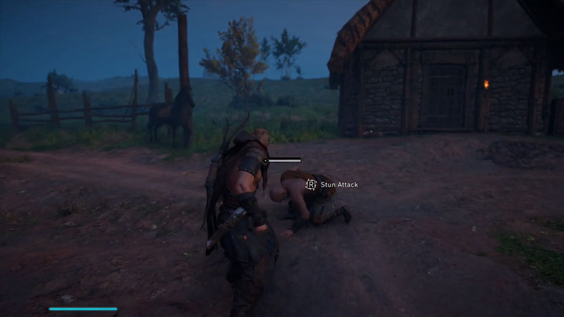 how to defeat the walloper in assassin's creed valhalla
