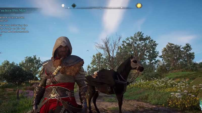 how to get bayek outfit in assassin's creed valhalla