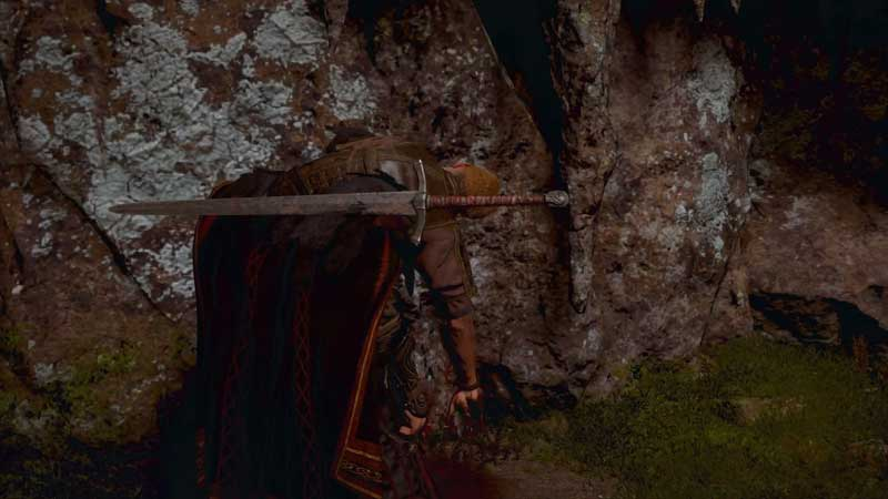 how to get coelbert out of the cave in ac valhalla