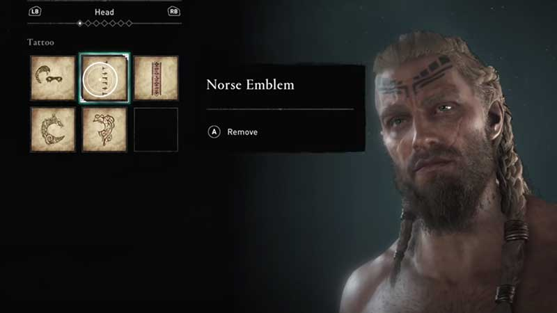 how-to-get-face-tattoo-assassins-creed-valhalla